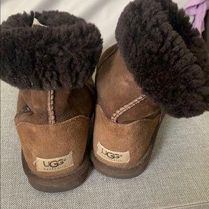 Worn Ugg Boots